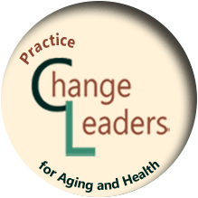 Logo of Practice Change Leaders for Aging and Health.